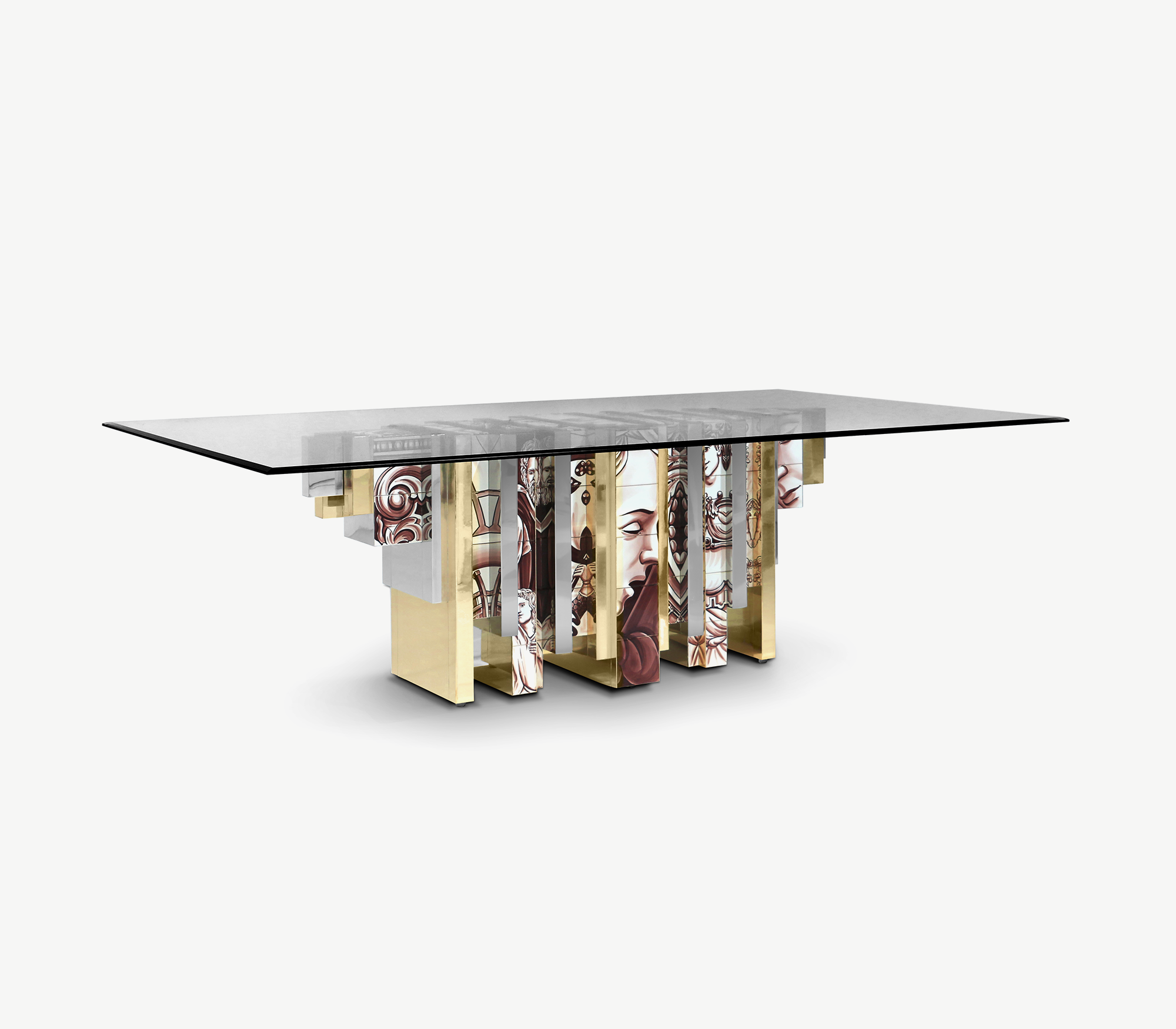Heritage Dining Table by Boca do Lobo