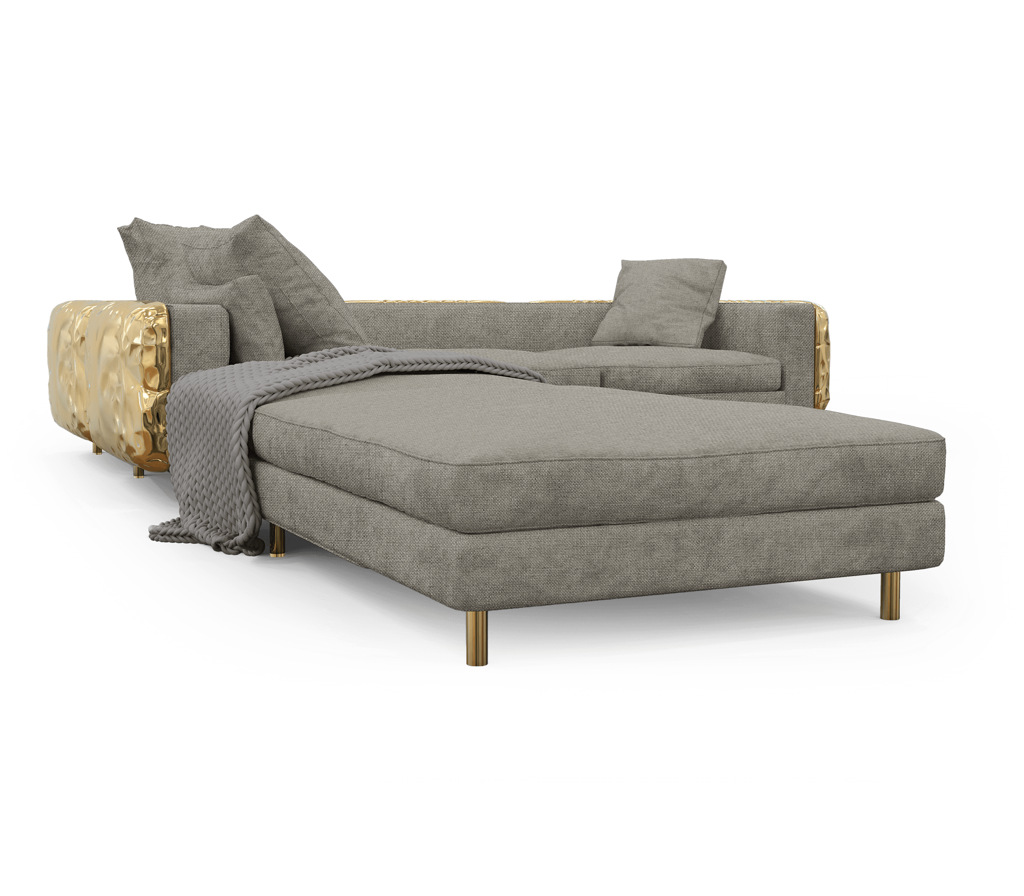 Imperfectio Modular Sofa by Boca do Lobo