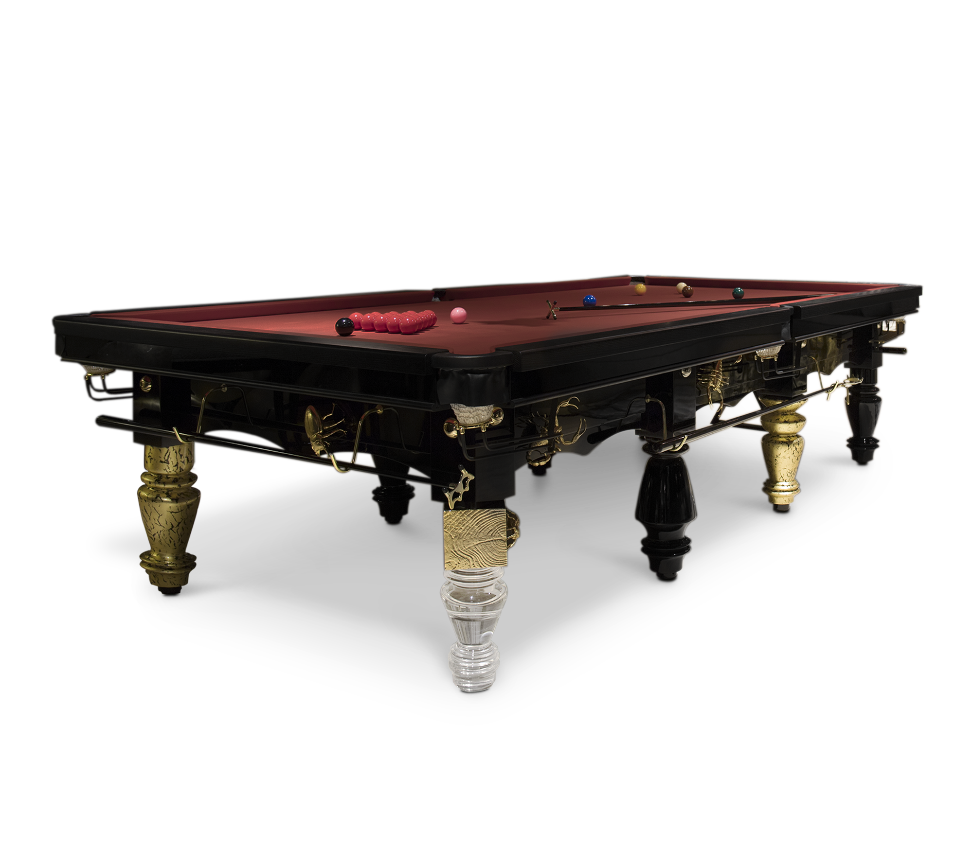 metamorphosis snooker table by Boca do Lobo