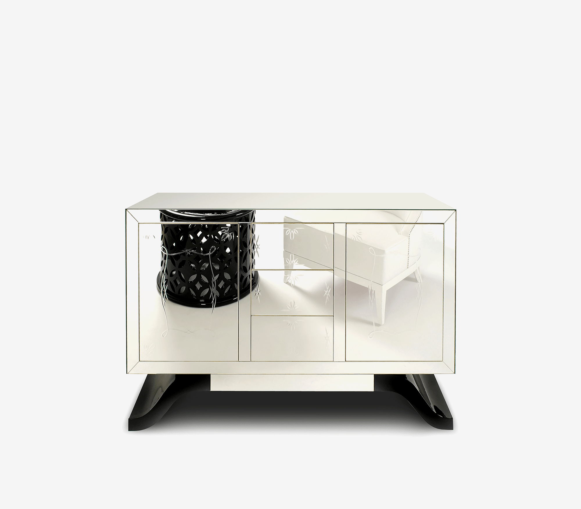 Metropolitan Sideboard by Boca do Lobo