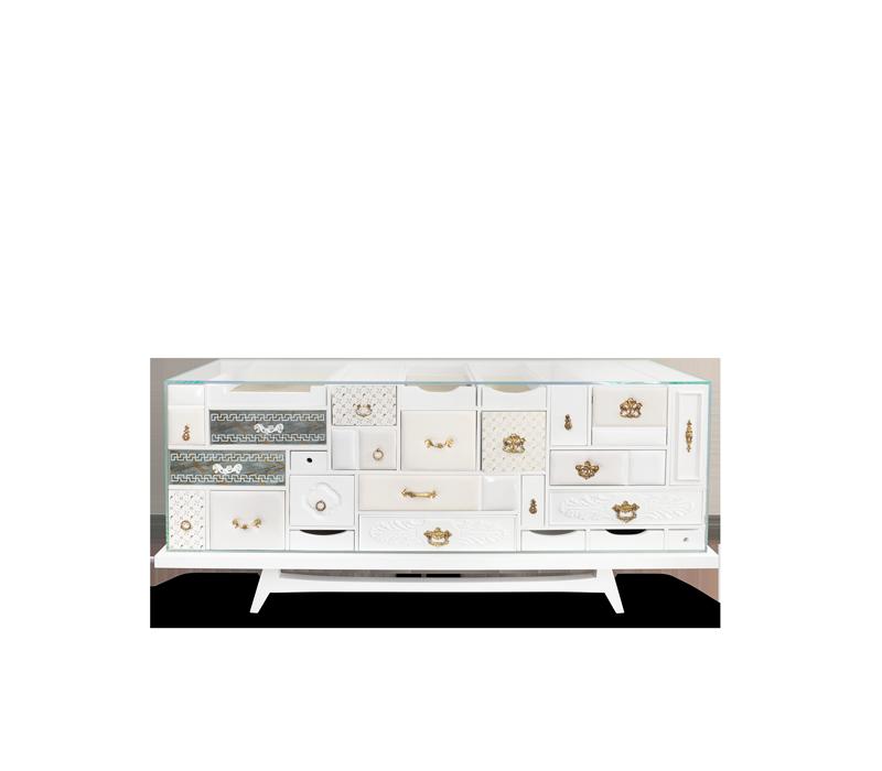 teuerste möbeldesign Die teuerste Möbeldesign Firmen der Welt mondrian white sideboard 01 boca do lobo