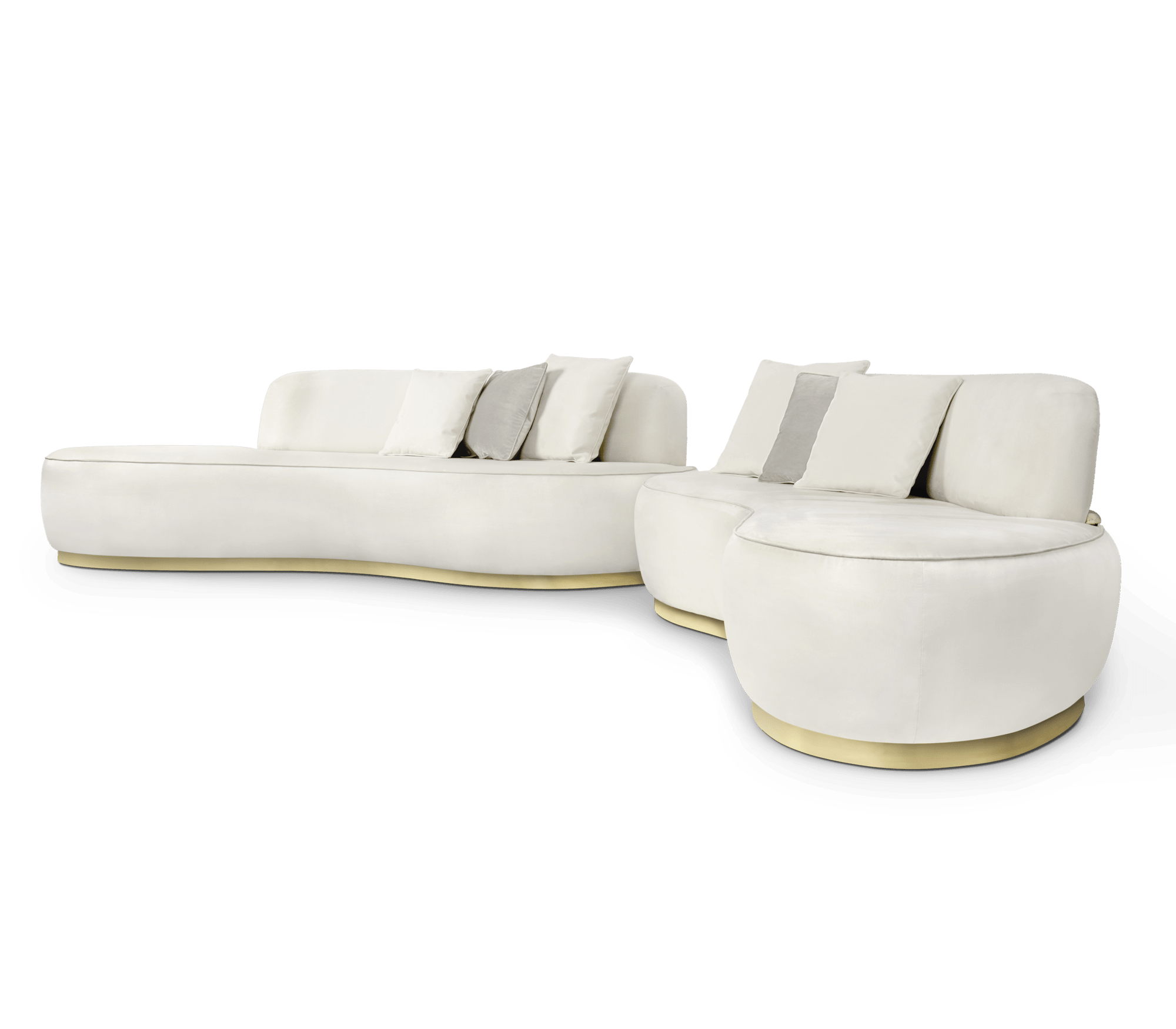 Odette Sofa by Boca do Lobo