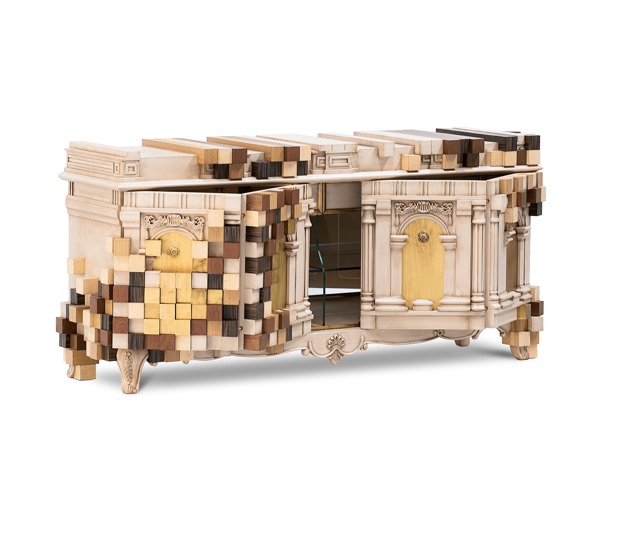 Piccadilly Sideboard by Boca do Lobo