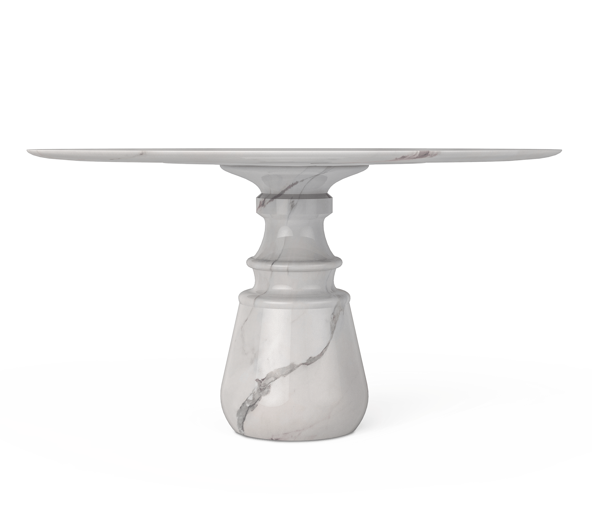 Pietra Round Dining Table by Boca do Lobo