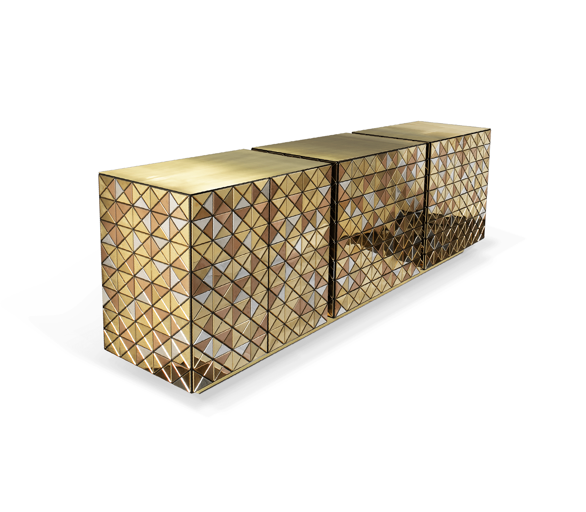 Pixel Sideboard by Boca do Lobo