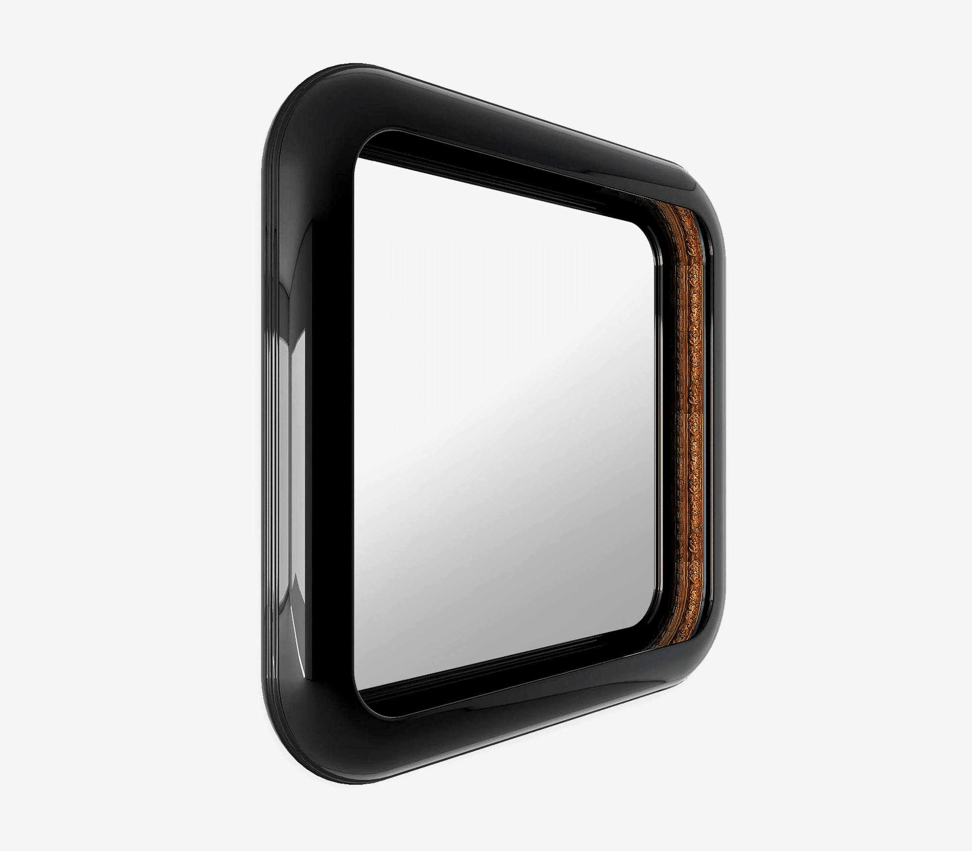 Ring Square Mirror by Boca do Lobo