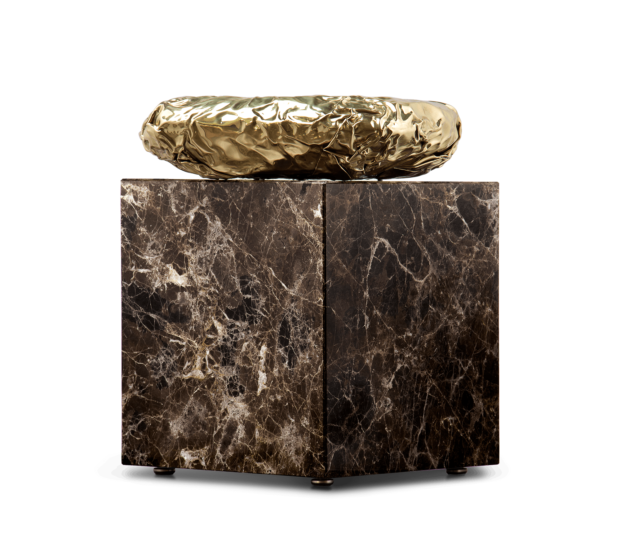 Stonehenge Side Table by Boca do Lobo
