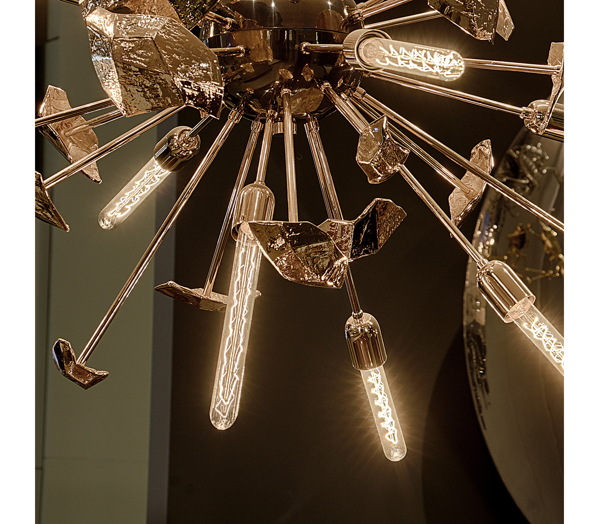 Supernova Chandelier by Boca do Lobo