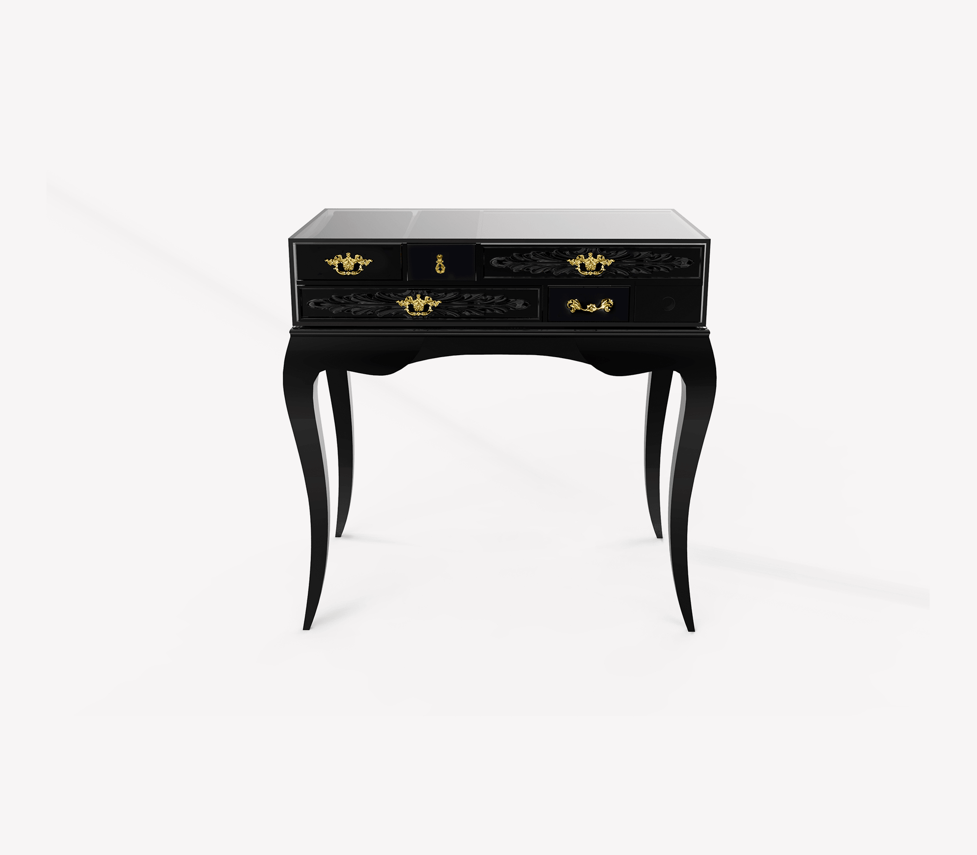York Nightstand by Boca do Lobo