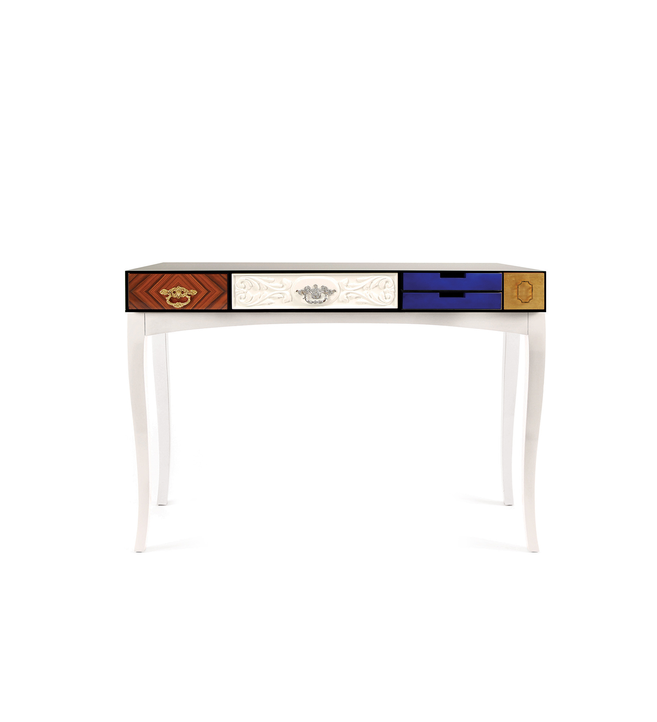 8 narrow modern console tables for small hall entrances for Small console tables contemporary