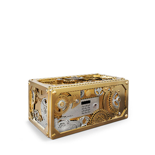 Baron Jewelry Safe