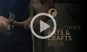 The Ultimate Arts and Crafts Book by Boca do Lobo