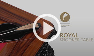 Table Snooker Royal by Boca do Lobo