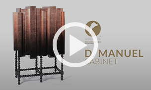The D.Manuel Cabinet by Boca do Lobo