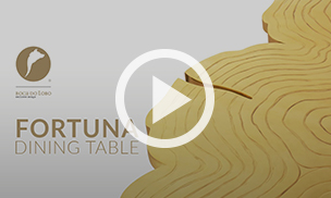 The Fortuna Dinning Table by Boca do Lobo