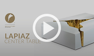 The Lapiaz Center Table by Boca do Lobo