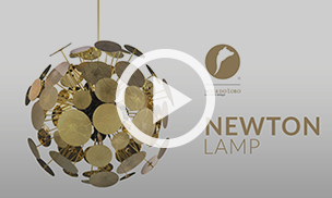 The Newton Suspension Lamp by Boca do Lobo