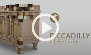 The Picadilly Sideboard by Boca do Lobo