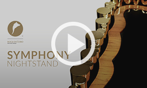 The Symphony Nightstand by Boca do Lobo