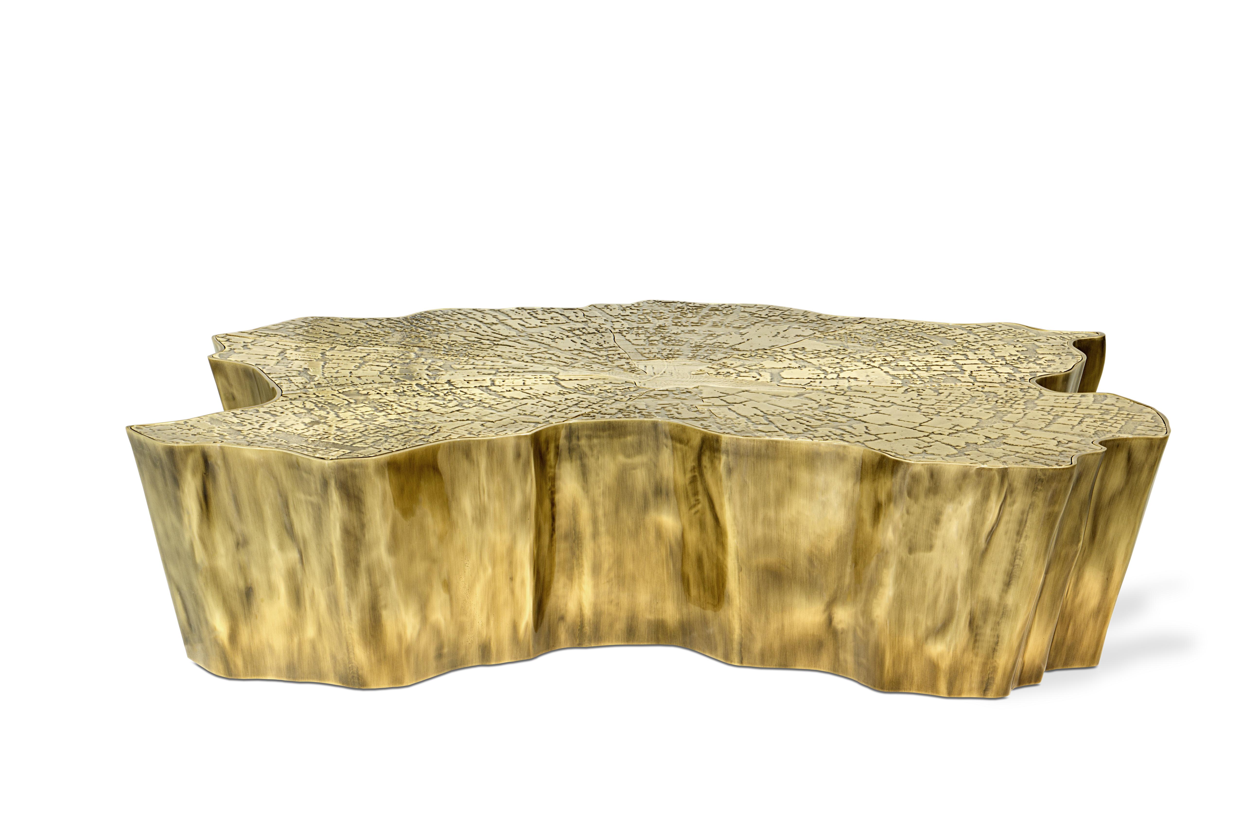 WANDDEKO 5 BESTEN WANDDEKO, UM EINEN GROSSEN UND LEEREN WOHNZIMMER eden gold matte center table 02 hr