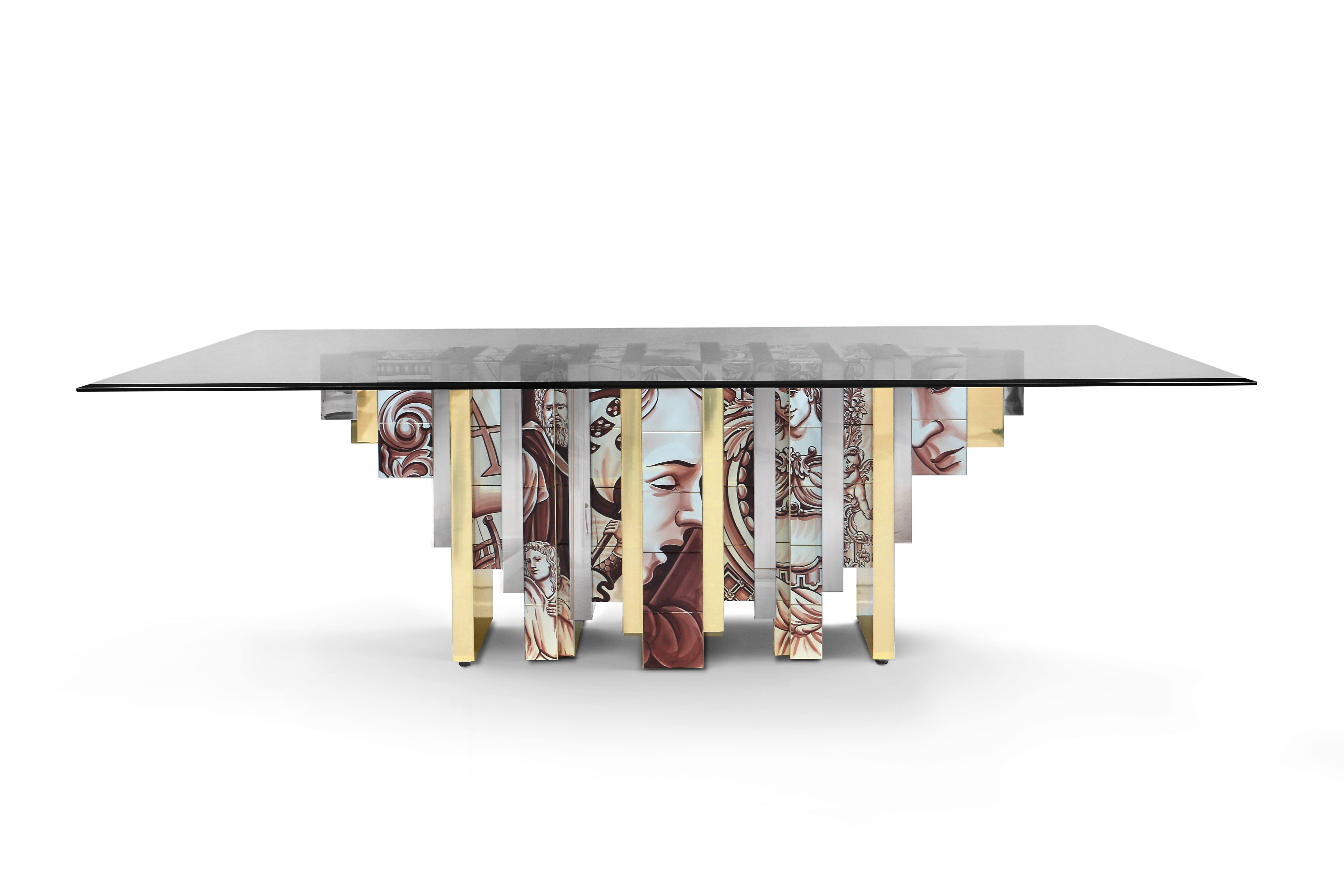 Boca do lobo exclusive design passion is everything for Exclusive dining table designs